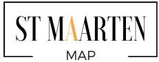 St Maarten Map