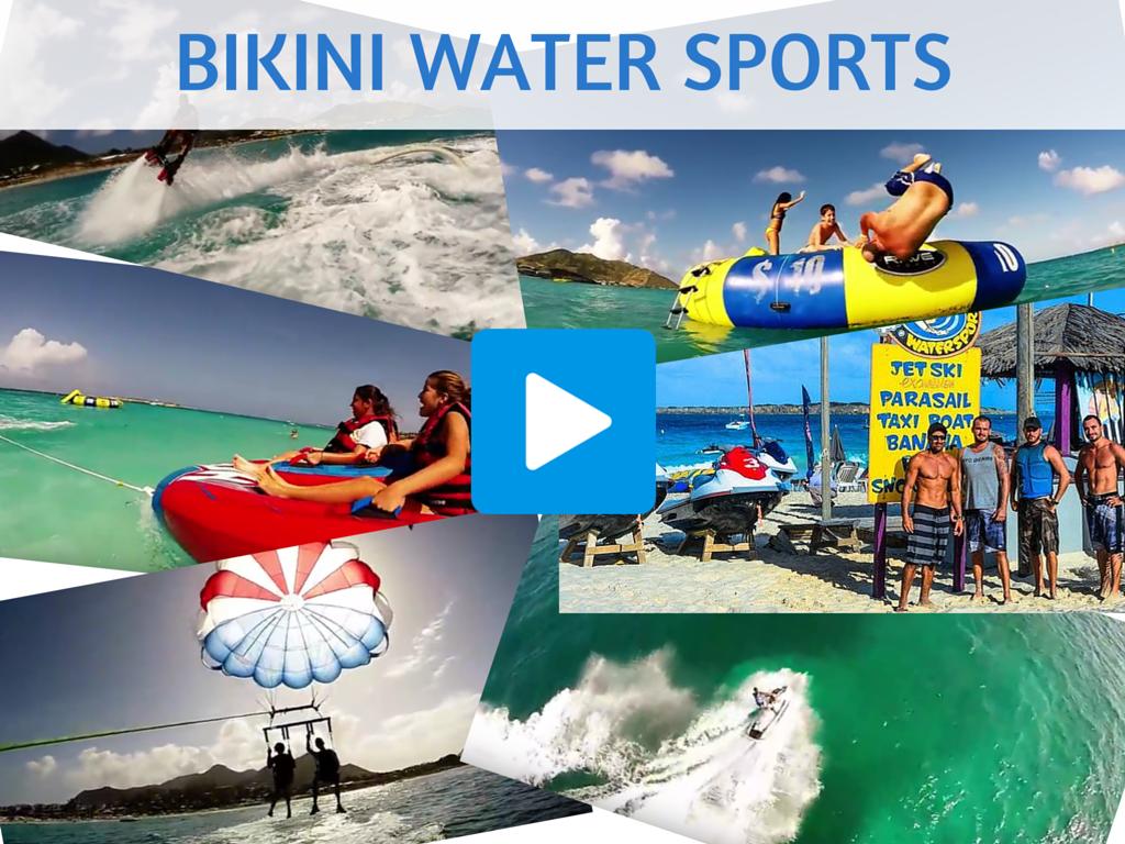 Bikini Water Sports
