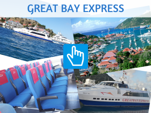 Great Bay express st barths