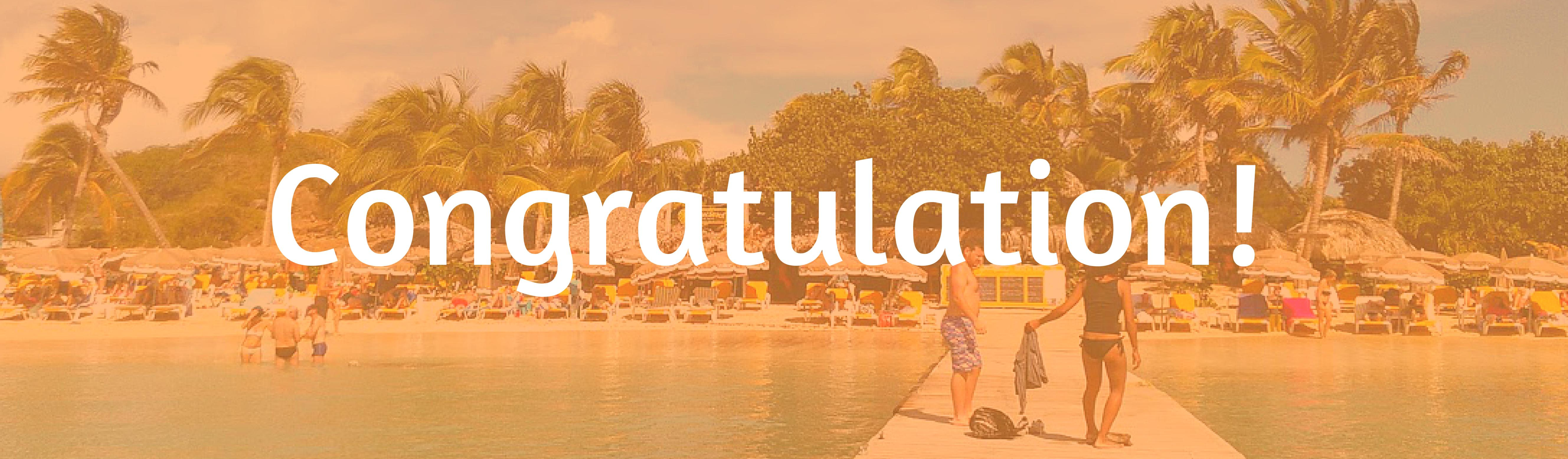congratulation-sxm