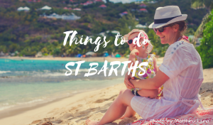 Things to do st barths