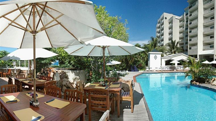 Sapphire Beach Club Resort st maarten