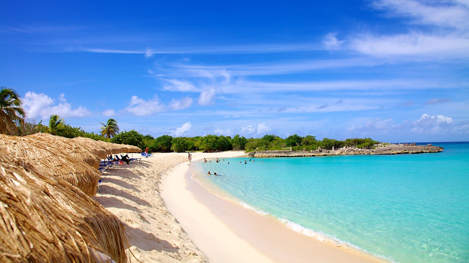 Mullet-Beach