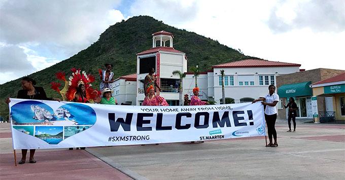 St.Maarten Welcome Post Hurricane
