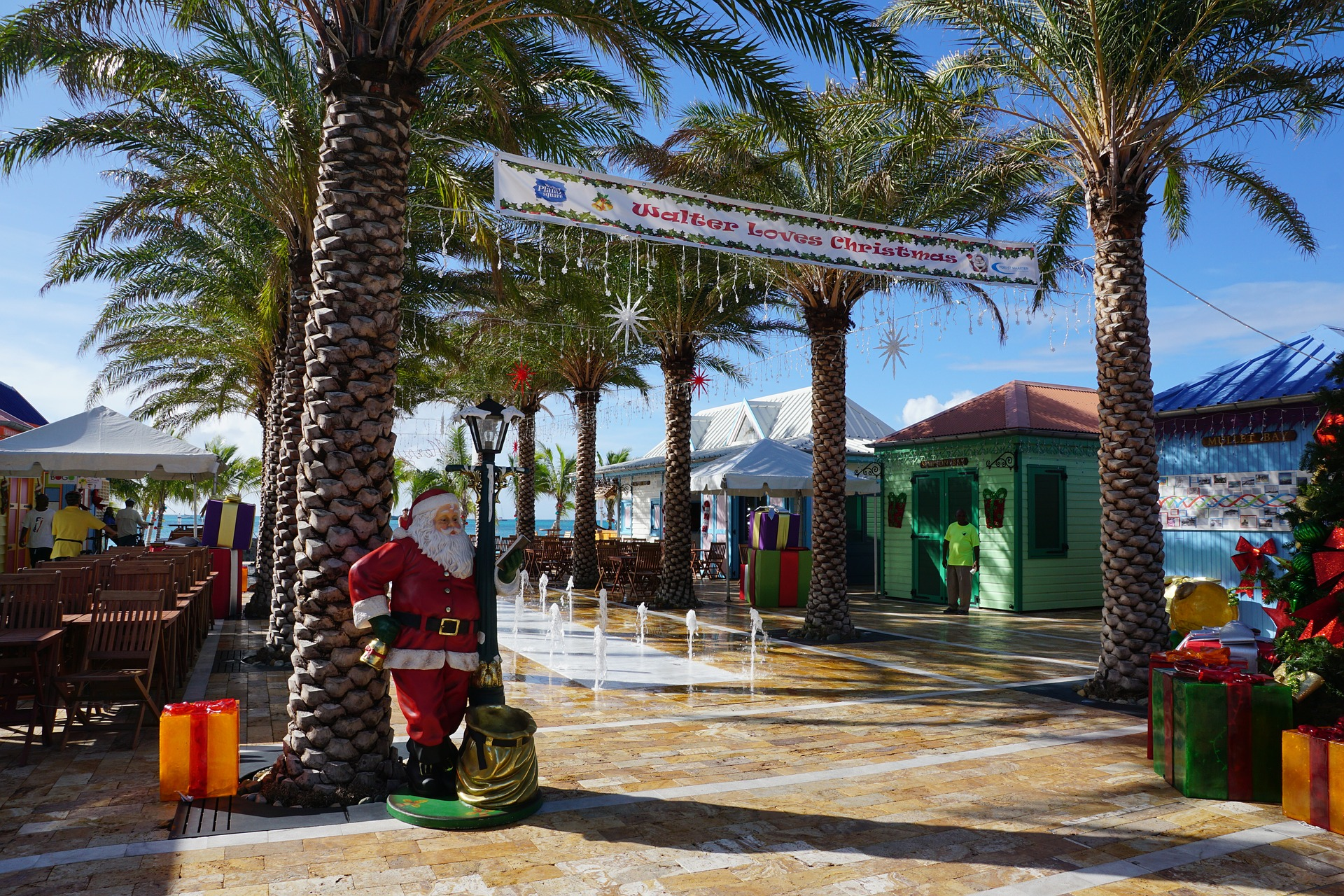 what to do in st maarten for christmas
